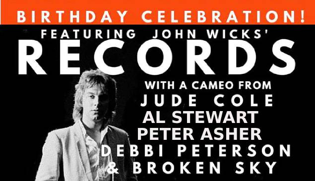 Join Us For John's Birthday Celebration!